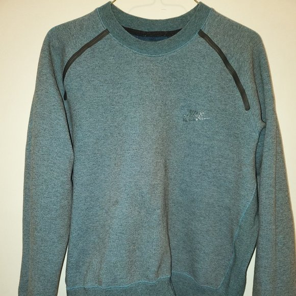 Nike Other - Pull Over Sweatshirt Teal/blue Mens